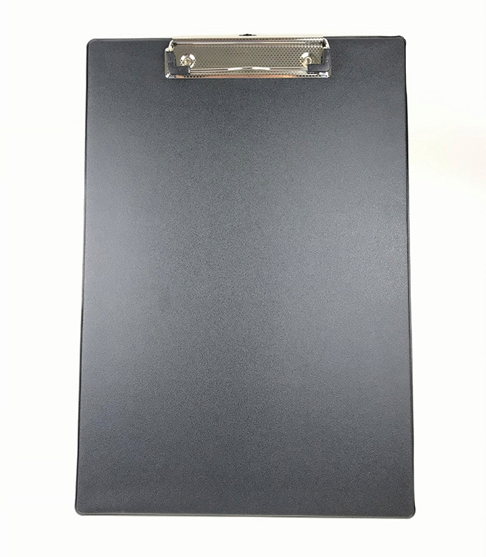 Image of   Clipboard sort u/forside A4 PP
